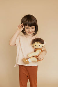 Kids doll, posable