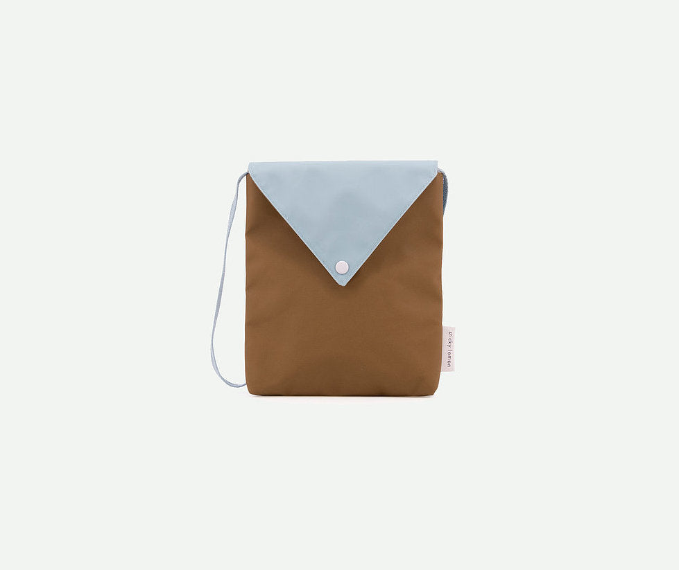 Sticky Lemon Envelope bag - Misty Green