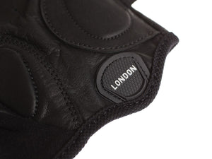 Leather Cycling Gloves - Classic Sport