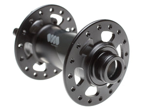 MTB BOOST DISC FRONT HUB - BLACK