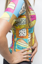 Cheese KM 100 Women's Jersey