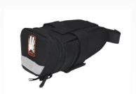 Soma Bag Townsend Hemp Seat Bag Black
