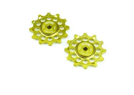 'Not for Instagram' pulleys 12T (Gold)