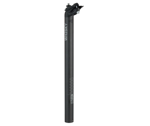 No.7 Carbon Seatpost - 31.6 x 400mm, 18mm Offset