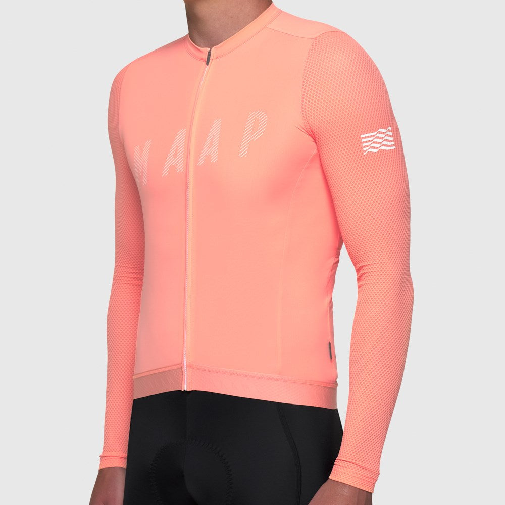 Echo Pro Base LS Jersey - Light Coral
