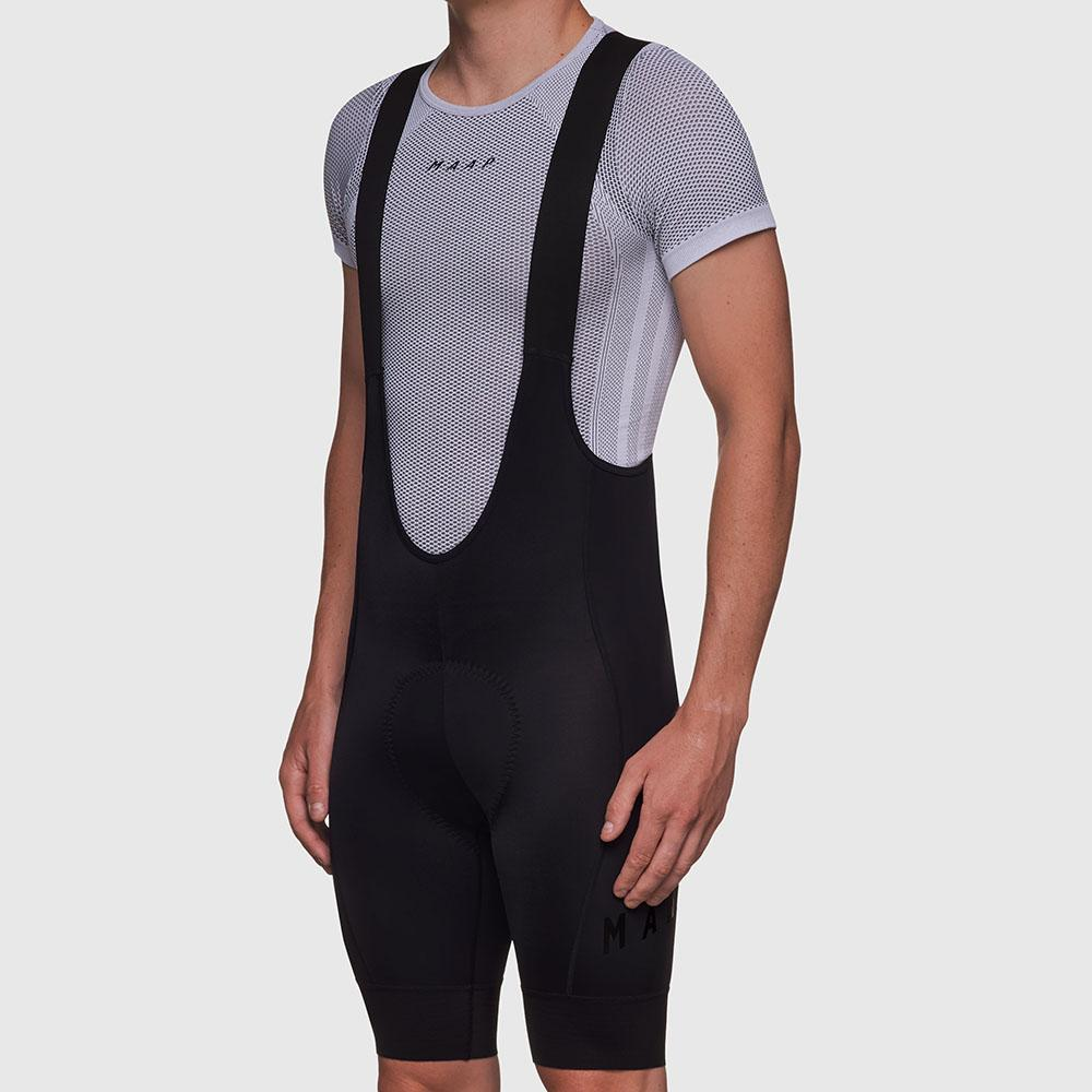 Team Bib Shorts 3.0 Black/Black