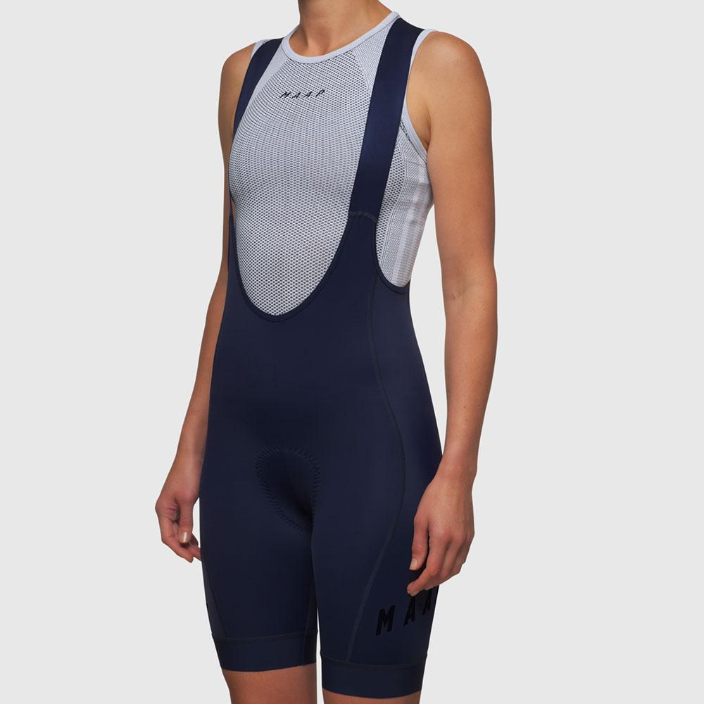 Women's Team Bib 3.0 - Navy/Navy