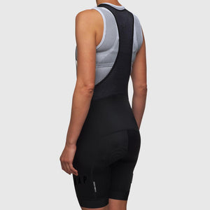 Women's Team Bib 3.0 - Black/Black