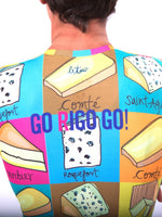 Cheese KM 100 Men's Jersey
