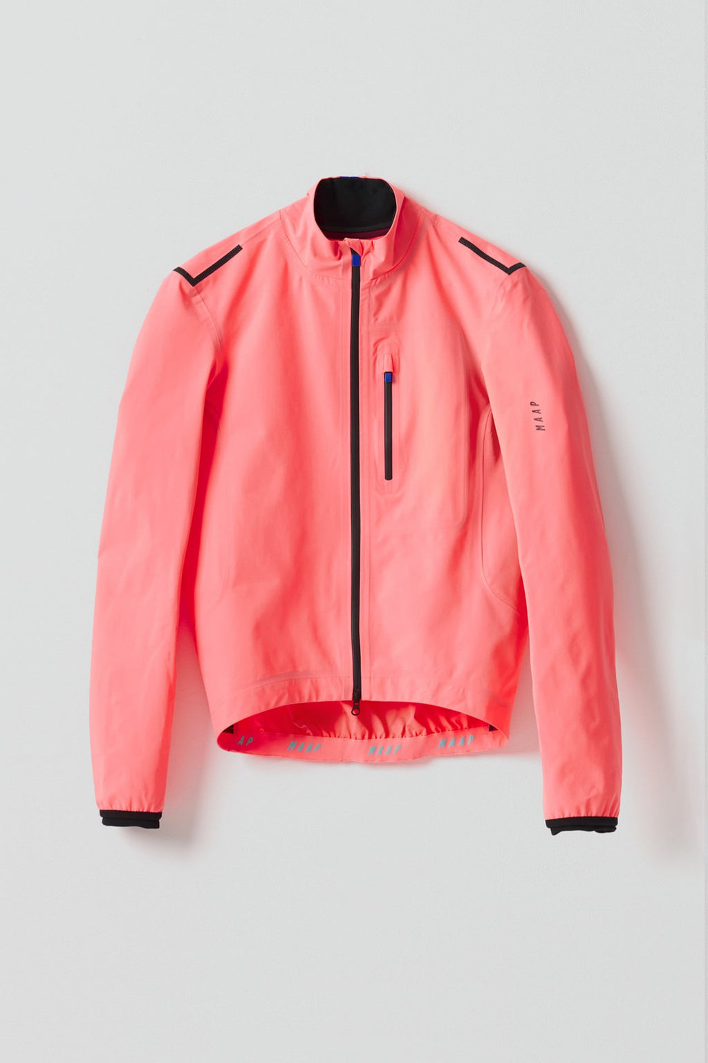 Ascend Pro Rain Jacket - Light Coral