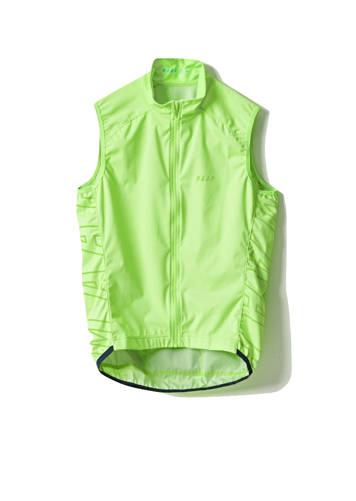 Outline Vest - Citron