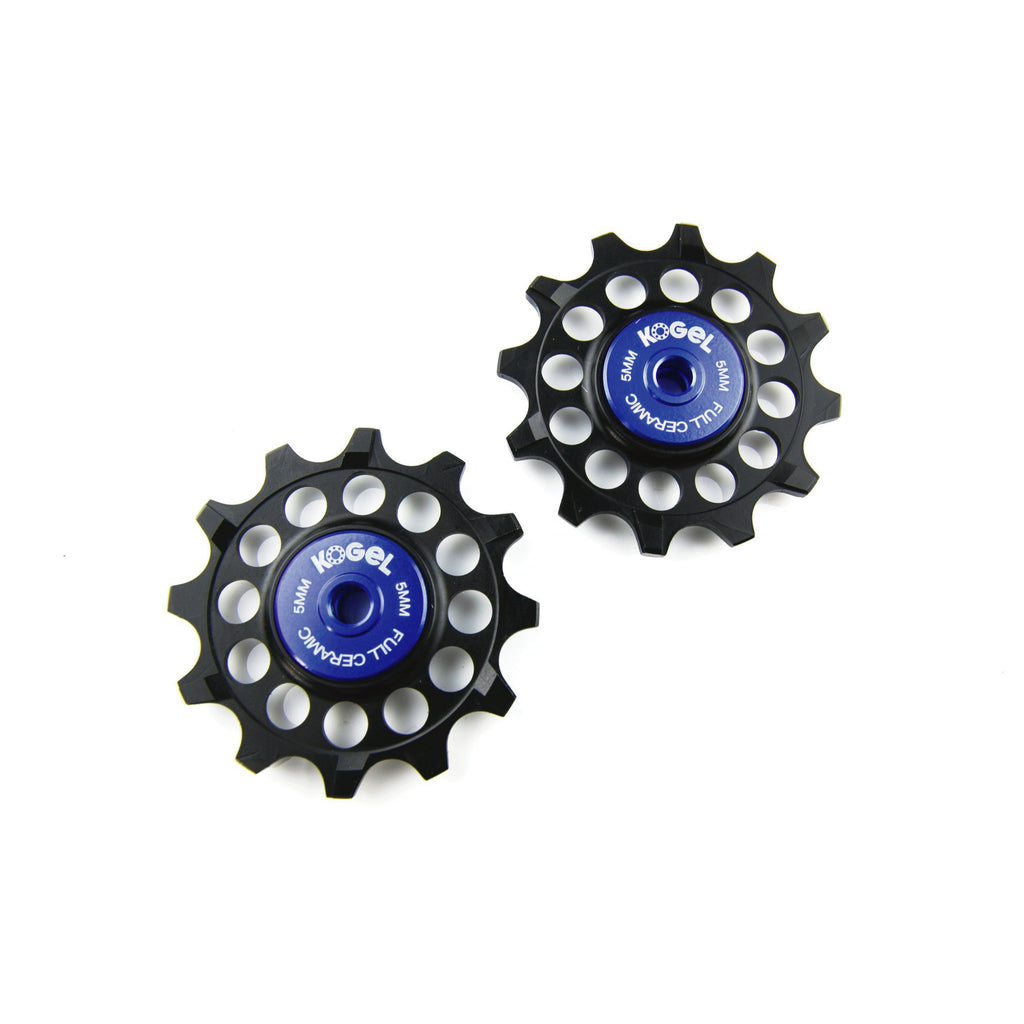 12T Narrow Wide 11spd Full Ceramic pulleys