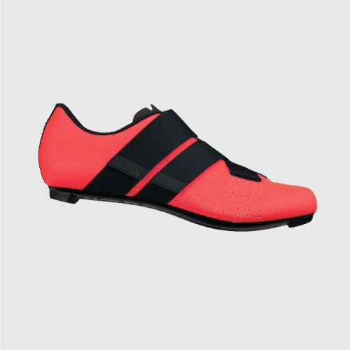 Tempo R5 Powerstrap Road - Coral/Black