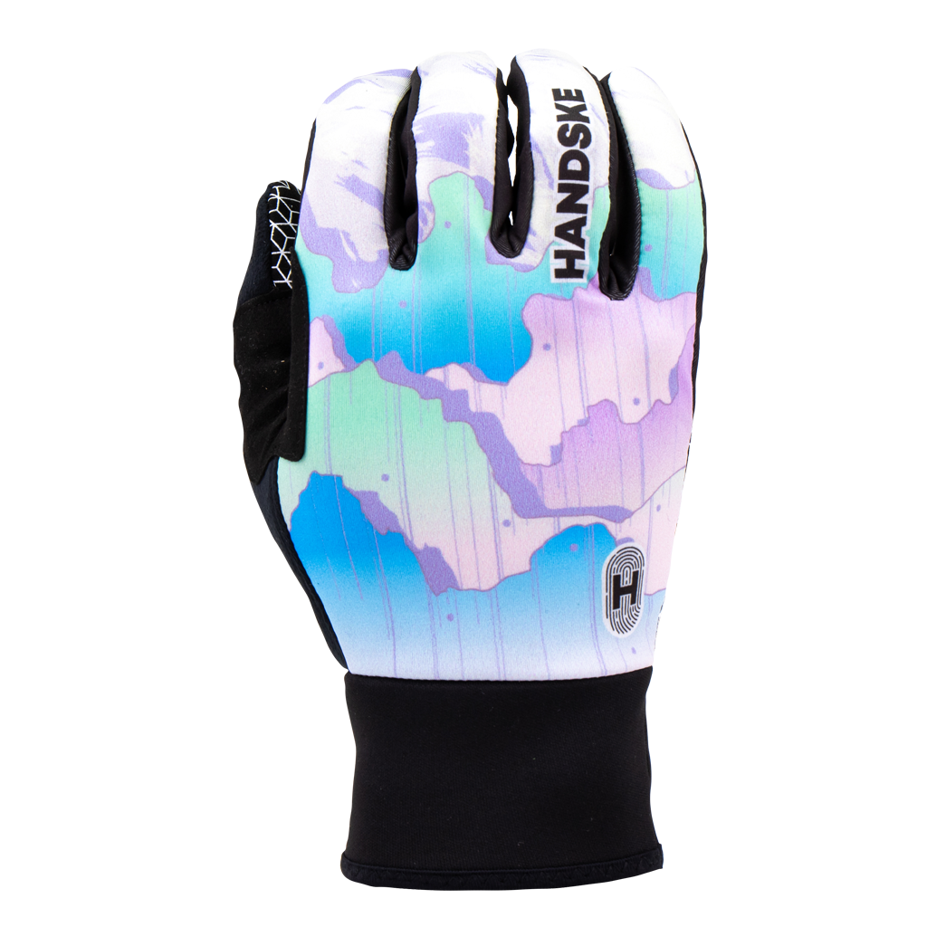 Bubbles Windproof Cycling Gloves