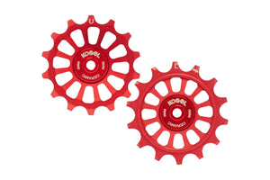 14/14T Oversized derailleur pulleys for Sram Eagle
