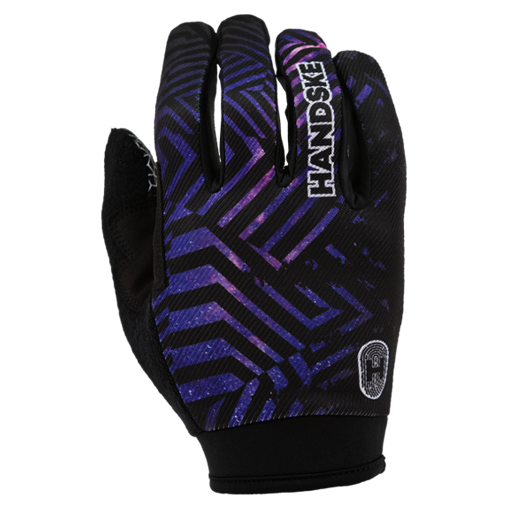 Sky Razzle Cycling Gloves