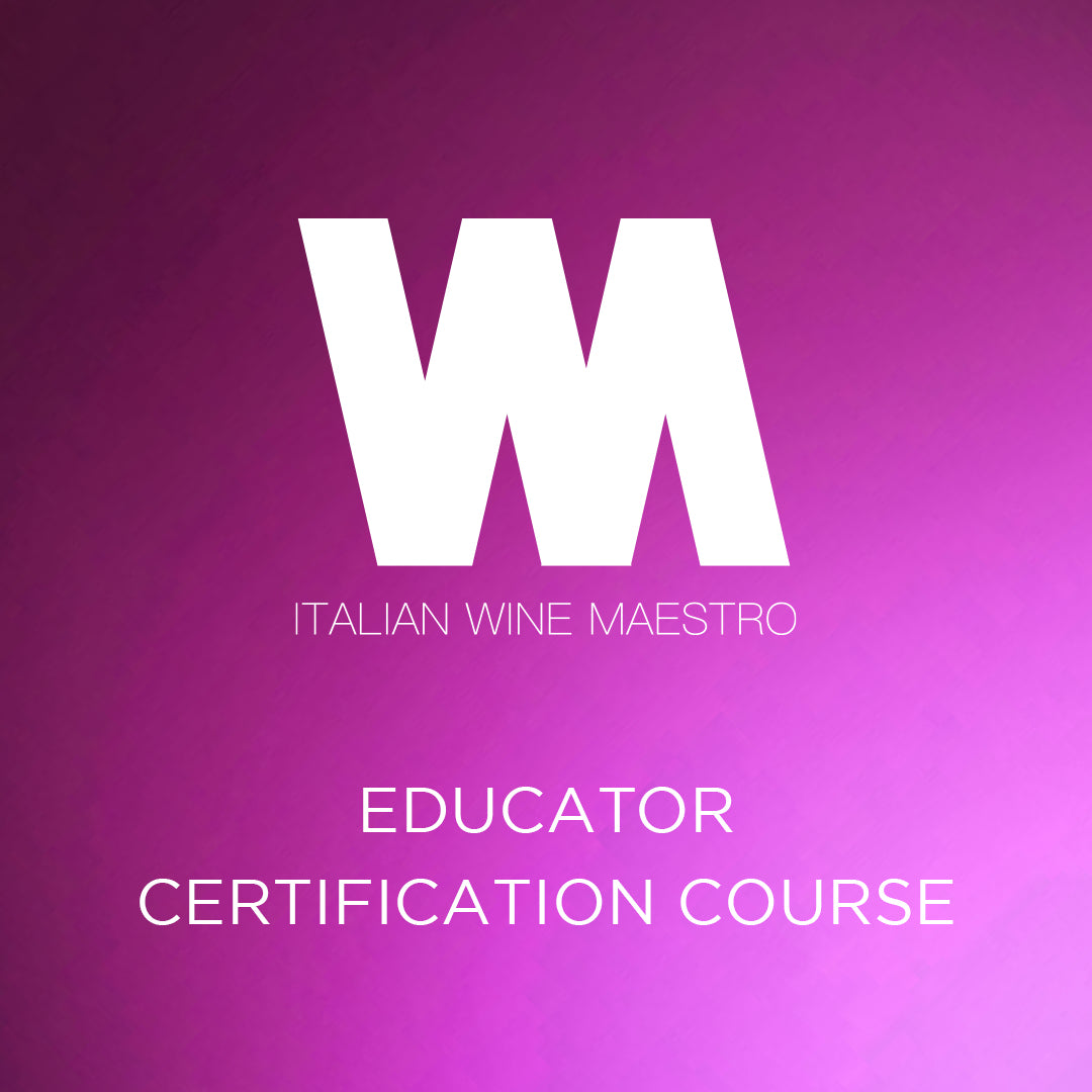 Italian Wine Educators Course