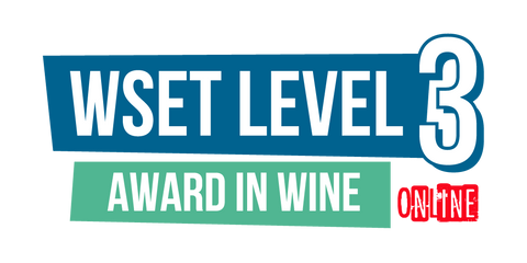 WSET Level 3 Award in Wine ONLINE