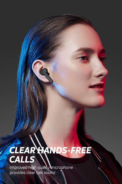 Soundpeats Auto Pair Earbuds Wireless Bluetooth