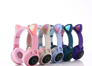 E-Learning Kids Bluetooth Headphones - Fashvine