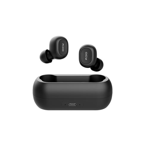 Wireless Earphones Bluetooth 3D Stereo with Dual Microphone and Charging box