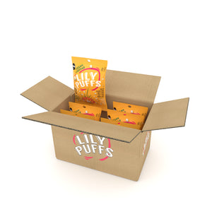 Lily Puffs Vegan Cheddar - (1 oz 6 Pack)