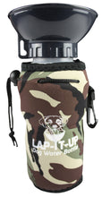 Load image into Gallery viewer, Lap-It-Up Dog Water Bottle - Camo
