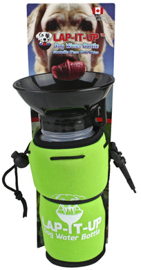 Lap-It-Up Dog Water Bottle - Green