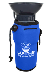 Lap-It-Up Dog Water Bottle - Blue