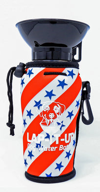 Lap-It-Up Dog Water Bottle - America