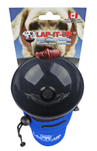 Load image into Gallery viewer, Lap-It-Up Dog Water Bottle - Blue