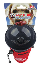Load image into Gallery viewer, Lap-It-Up Dog Water Bottle - Red