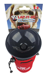 Lap-It-Up Dog Water Bottle - Red