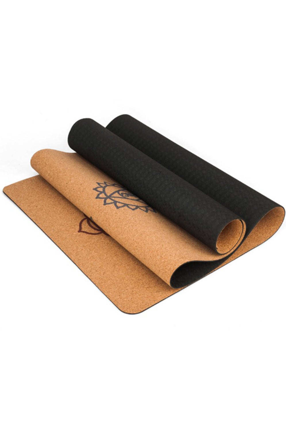 CUSTOM CORK YOGA MATS