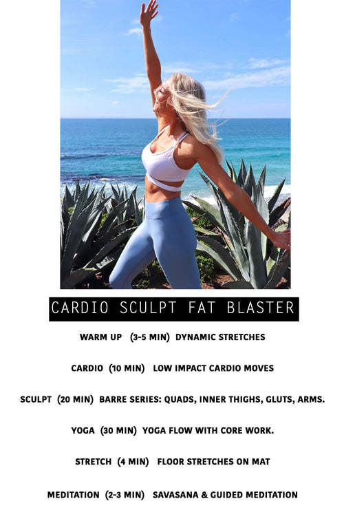 CARDIO SCULPT FAT BLAST