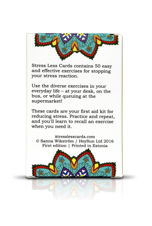 STRESS RELIEF CARDS