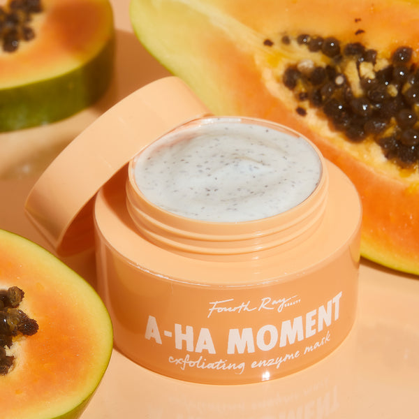 A-HA Moment Enzyme Mask