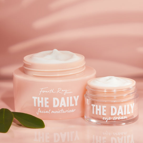 The Daily Face + Eye Cream