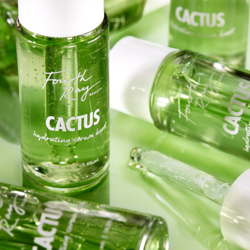 Fourth Ray Beauty Cactus Face Hydrating Serum Booster