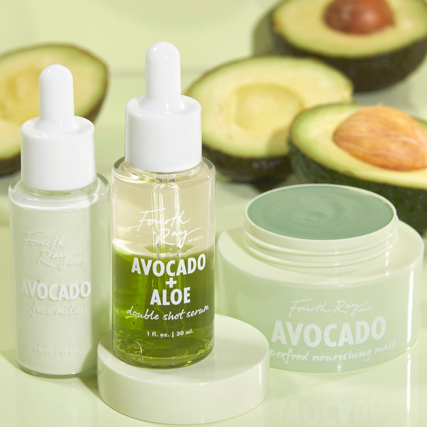 SuperAvo Superfood Skin Trio