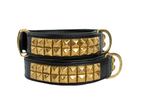 Regal Edition Heavy Duty Pyramid Brass Collar