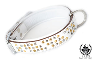 Royal Edition Slim Gold & Silver Collar