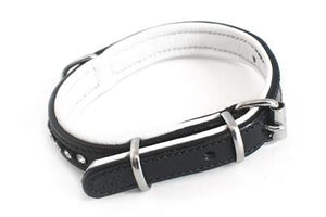 Oktágōnon Petite Luxury Dog Collar