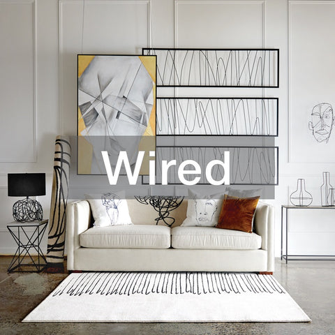 Wired STUDIO Collection from Steven Sabados