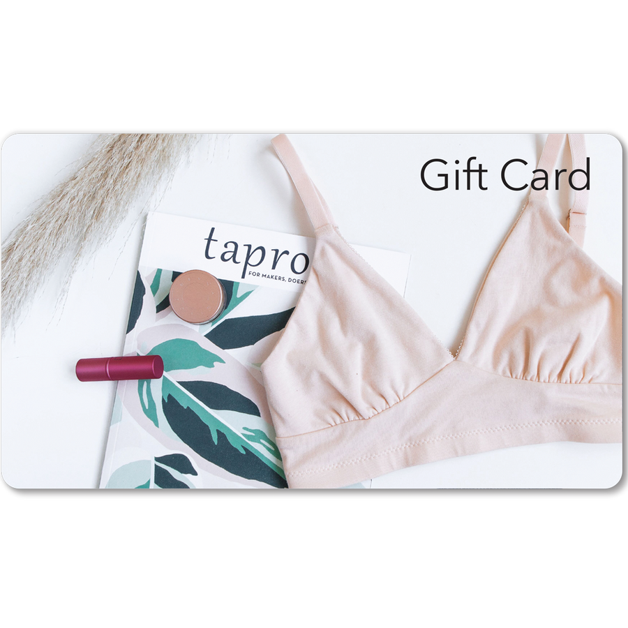 MAKEMERRY Gift Card | breast cancer bra gift card, gift for breast cancer patient, best gifts for breast cancer patients, surgical bra gift card