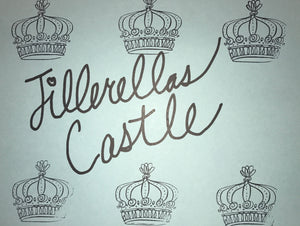 Jillerellas Castle Leggings Custom Jewelry Designer Clothing Fashion Baubles