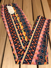 Leggings New With Tags Multi Color Buttery Soft One Size Fits 0-14