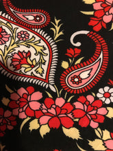 Leggings New With Tags Curvy Plus Black Multi Color Paisley Buttery Soft One Size Fits 16-22