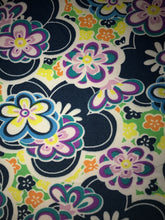 Leggings New With Tags Lime Multi Color Floral One Size Fits 0-14 Buttery Soft
