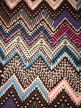 Leggings New With Tags Multi Color Chevron One Size Fits 0-14 Buttery Soft